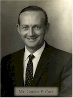 Mr. Gordon F. Cave